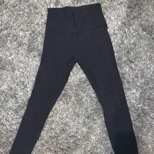 Lululemon align leggings size 8 worn + have piling